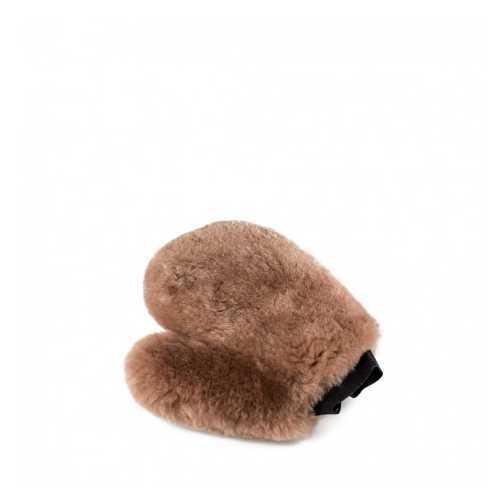 Ultra Soft Wash Mitt- Lambs Wool