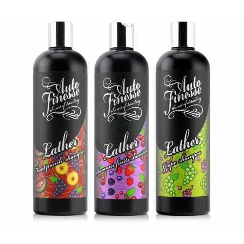 Lather Car Shampoo